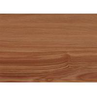 Quality 5.0mm Thickness Commercial Wood PVC Loose Lay Vinyl Plank Flooring For Hotel / School for sale
