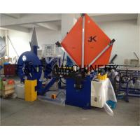 Quality Stainless Steel Spiral Duct Forming Machine 80mm  - 1600mm Diameter for sale