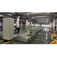 Quality Conveyor Length 62m Switch Gear Production Line Surface Treatment Power Printing for sale