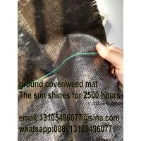 Quality woven geotextile/Plastic Modling Type Mulch plastic film for agriculture/weed barrier/weed for sale