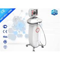 Buy cheap Skin Tightening / Wrinkle Removal HIFU Machine Smas High Focused Ultrasonic from wholesalers