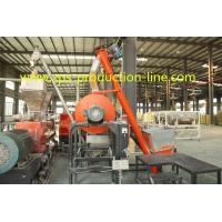 Quality High Performance Insulation Board XPS Production Line 75T / 150 Twin Screw for sale