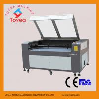 Quality China High quality Laser Cutting machine with two laser heads TYE-1612-2 for sale
