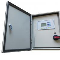 Buy cheap Triplex Digital Water Pump Control Box Programmable Logic Controller In Ip 54 Metal Cabinet from wholesalers
