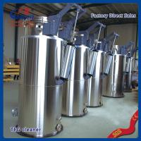 Quality plastic pyrolysis machine TEG cleaning furnace for sale