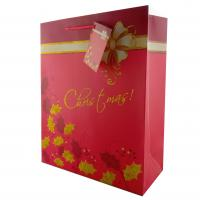 Quality Paper Bags Christmas Gift Bags Luxury Paper Gift Bags for holidays for sale