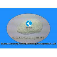 Quality Anabolic Steroids Raw Powder Nandrolone Cypionate CAS 601-63-8 for Muscle Building for sale