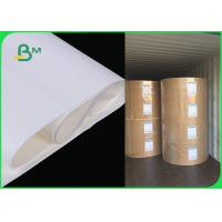 China FDA Certified Food Grade MG Paper For Making Sugar Packet 50gsm To 60gsm In Reel on sale