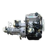 Buy cheap LJ276MT-2 gasoline engine 644cc water coold 2 cylinders all engine parts LIUZHOU from wholesalers