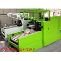 Buy Safety Aluminium Foil Machine / Aluminum Foil Rewinder With CPU 224 Control Panel Board at wholesale prices