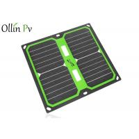 Buy cheap Mobile Phone Batteries Portable Solar Charger Backpack Ipx4 Waterproof Level from wholesalers