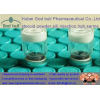Quality 12629-01-5 Human Growth Hormone Steroid Bodybuilding Somatropin 191aa for sale