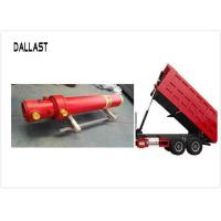 Quality Standard Hydraulic Lift Cylinder Multi Stage Single Acting Chrome for Truck Lifting for sale