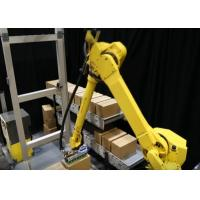 Quality Flexible Robot Automated Palletizer With Palletizing Programs Adjustable for sale