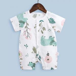 China 100 Organic Infant Pajamas , Wearable Baby Swaddle Pajamas 1-4 Years on sale