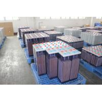 Quality High Performance Flooded 2000ah Electrolyte OPzS Battery For Submarine for sale