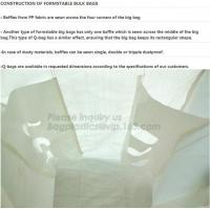 China Flat bottom open mouth virgin PP woven bags 1000kgs 1 ton jumbo bags big fibc bulk bag for packing,breathable pp woven b on sale