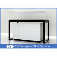 Buy Modern Functional Glass Jewellery Counters / Jewellery Showcases at wholesale prices