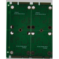 Quality HAL Lead Free 1.62mm LED Solar Light PCB Board for sale