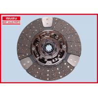 Quality 430MM ISUZU Clutch Disc Best Value Parts For CYH 6WF1 1876110020 8.5 KG for sale