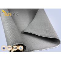 Quality Fiberglass Fireproof Textile Fire Curtain Fabric Calcium Silicate Insulation Pipe Cover for sale