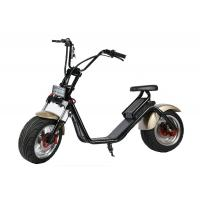 Buy cheap Citycoco 1000w Harley Electric Scooter with Big Fat Wheel from wholesalers