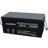 Buy 6FM250G 12v 250ah Solar Lead Acid Battery Rechargeable For Off Grid Solar Systems at wholesale prices