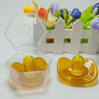Quality Food Grade Silicone All In One Baby Pacifier for sale