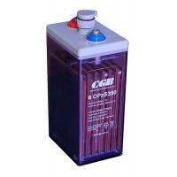 Quality Recycle Nano Electrolyte Gel Filled Motorcycle Battery 5OPzS350 Anti Heat for sale