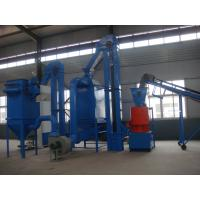 Quality 2T/H Wood Sawdust , Wheat Bran , Straw , Biomass Wood Pellet Machines for sale