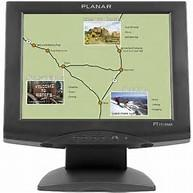 Quality VGA DVI Input Computer Touch Screen Monitor, TFT Industrial Touch Screen Monitor for sale
