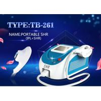 Quality Intense Pulse Light IPL SHR Hair Removal Machine For Hair Reduction Apply To Home Use for sale