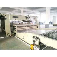Quality 380V Wadding Production Line Textile Comforter Making Machine For Filling Bed for sale