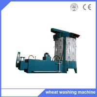 Quality XMS 60 capacity 3T/H wheat maize washing and drying machine for sale