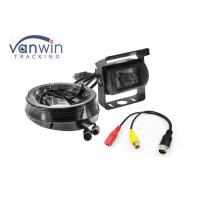 "Quality 1 / 4 "" CCD / CMOS Bus Surveillance Camera Rear View Night Vision For Commercial for sale"