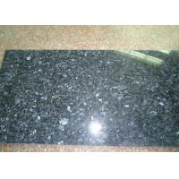 Buy 30.5x30.5cm Blue Pearl Granite Tile , Granite Kitchen Wall Tiles Iridescent Look at wholesale prices