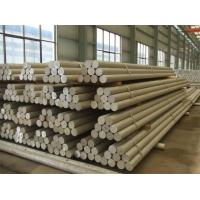 Quality AlMgSi1 6082 Aluminum Round Bar Custom Size For Structural Engineering Industries for sale
