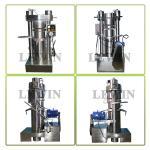 Hydraulic High Oil Yield Corn Oil Press Machine Customized 1 Year Warranty