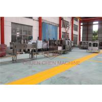Quality PET 20L 5 Gallon Water Filling Machine 200BPH Counter Pressure Bottling System for sale