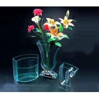 Quality Tall Single Acrylic Flower Vases Holder for sale