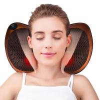 Quality Relaxation Shiatsu Massage Pillow Simple Operation With Automatic Overheating Protection for sale