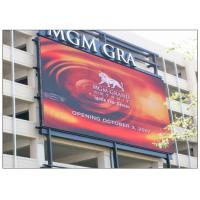 Quality Anti Low Temperature HD LED TV P6 SMD 3in1 , Commercial Outdoor LED Advertising Screens for sale