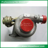 Quality GT2052V Water cooled  turbocharger 726442-5004S 726442-0001 14411-2W204 for Nissan Terrano ZD30ETI for sale