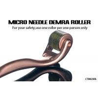 China Newest High Quality Anti Wrinkle Micro Needle Derma Roller For Skin Care on sale