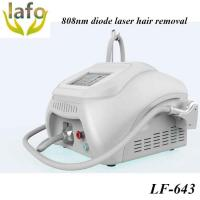 Quality 808nm Diode Laser Hair Removal / Laser Hair Removal Machine Price/ Permanent Hair Removal for sale