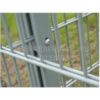 Quality WM06 Double layer 656 welded Fence Mesh Panesl for sale