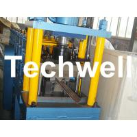 Quality L Shape Roll Forming Machine / Purlin Roll Forming Machine for Steel L Angle for sale