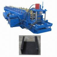 China Purlin Roll Machine, Used as Beam and Supports Steel Construction, 1 Year Warranty on sale
