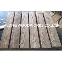 Quality Natural Sliced Cut Russia Ash Wood Veneer Sheet For Following Top Layer for sale