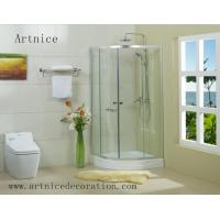 Buy tempered glass for shower room , shower room tempered glass screen,shower cabin at wholesale prices